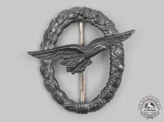 Germany, Federal Republic. A Glider Pilot's Badge, 1957 Version
