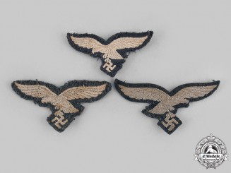 Germany, Luftwaffe. A Lot of German Air Force Breast Eagles