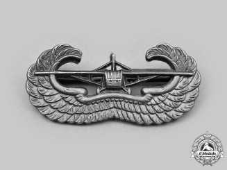 United States. An Army Air Force Glider Badge, c.1945