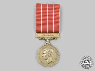 Canada, Commonwealth. A Canadian Forces' Decoration, to Captain J.E. Cowle