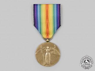 Cuba. A First World War Victory Medal by Chobillon