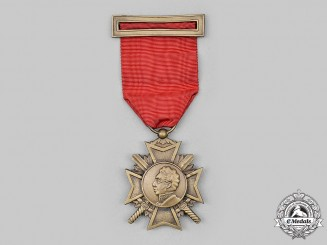 Colombia, Republic. An Order of Military Merit Antonio Narino, Member