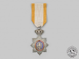 Cambodia, French Protectorate. An Order of Cambodia, Knight