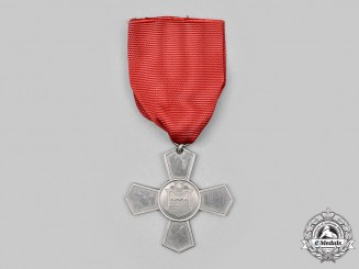 Chile. A Cross for the First Contingent of Conscripts, 1901
