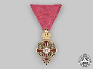 Austria, Imperial. An Order of Franz Joseph, Knight's Cross, by Vincenz Mayers Söhne