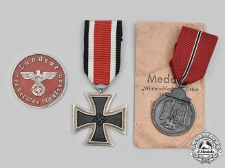 Germany, Wehrmacht. A Lot of Service Decorations