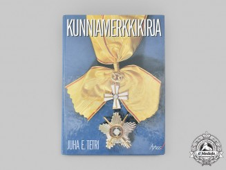 "Finland. ""Kunniamerkkikirja"" Honour Awards"