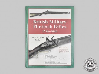 United States, United Kingdom. British Military Flintlock Rifles 1740-1840