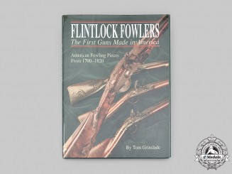 United States. Flintlock Fowlers - The First Guns Made in America