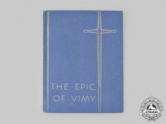 Canada. The Epic of Vimy 1937