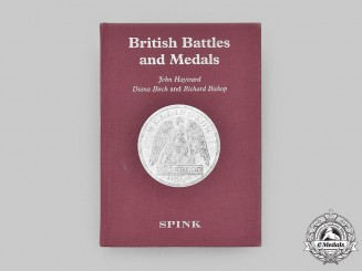 United Kingdom. British Battles and Medals, Seventh Edition by Spink & Son Ltd.