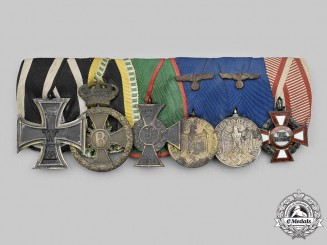 Germany. An Army Long Service Medal Bar, by Wilhelm Welhausen