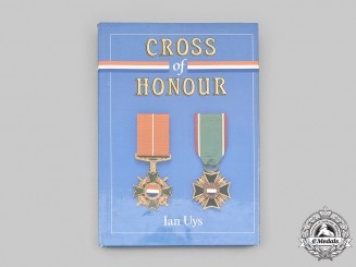 South Africa. Cross of Honour, Signed by Author Ian Uys