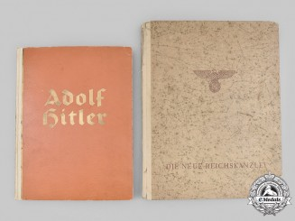 Germany, Third Reich. A Pair of Commemorative Books