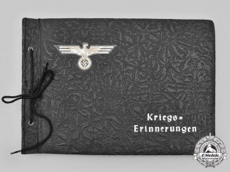 Germany, Heer. A Private Wartime Photo Album, Eastern and Western Fronts