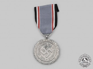 Germany, Third Reich. An Air Defence Medal, II Class