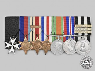United Kingdom. A Second War Order of St. John Recipient Group