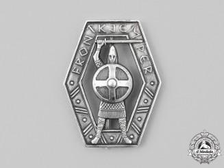 Norway, Nasjonal Samling. A Norwegian Front Fighters Badge