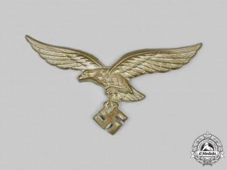 Germany, Luftwaffe. A Luftwaffe Cap Eagle