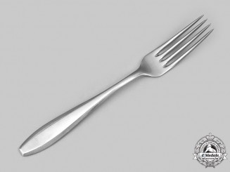 Germany, SS. A SS Mess Hall Table Fork, by Olympia
