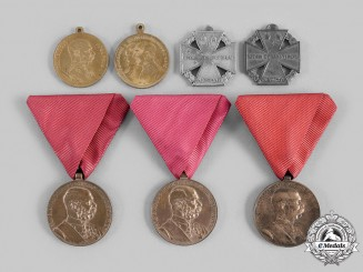Austria, Empire. A Lot of Seven Awards
