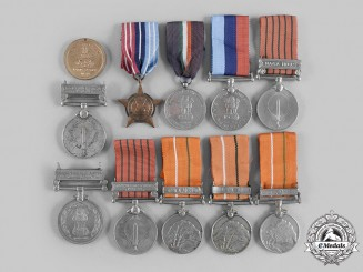 India, Republic. A Lot of Eleven Awards