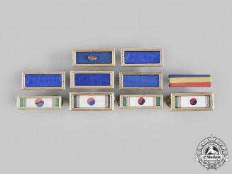 United States; Korea, Republic. A Lot of Ten Presidential Unit Citations