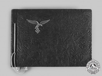 Germany, Luftwaffe. An Early War Private Photo Album