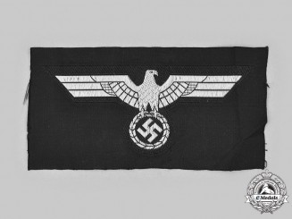Germany, Heer. A Panzer EM/NCO Breast Eagle
