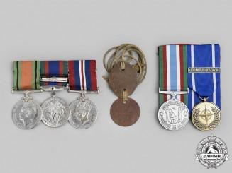 Canada, Commonwealth. Two Veteran's Groups