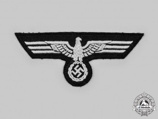 Germany, Heer. A Heer Panzer EM/NCO's Breast Eagle