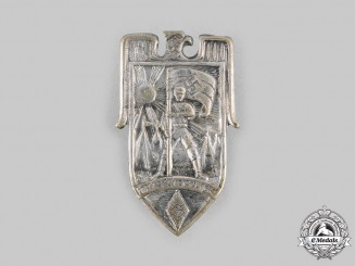 Germany, HJ. A Patriotic Badge