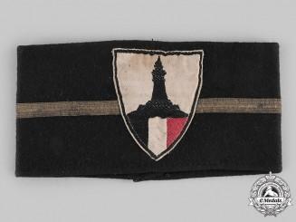 Germany, Weimar Republic. A Kyffhäuser League Kameradschaftsführer Armband