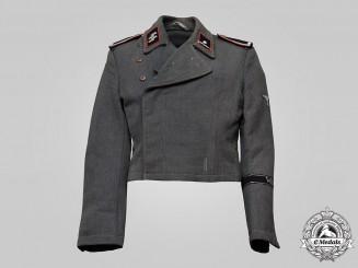 """Germany, SS. A 5th SS Panzer Division """"Wiking"""" Artillery/Assault Gun Scharführer Wrap"""