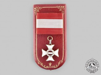 Austria, Imperial. A Military Order of Maria Theresa, Knight by Rothe, c.1930