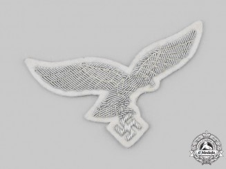 Germany, Luftwaffe. An Officer's Summer Tunic Breast Eagle