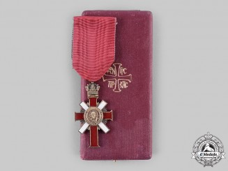 Greece, Kingdom. A Commemorative Cross for Athenagoras I, Knight, c. 1970