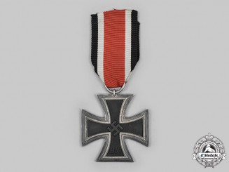 Germany, Wehrmacht. A 1939 Iron Cross II Class, by J.E. Hammer & Söhne