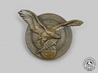 Germany, Weimar Republic. A 1922 German Gymnastics Association Badge