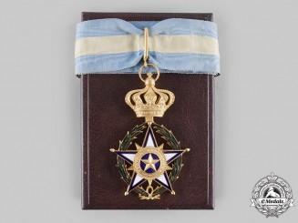 Belgium, Kingdom. An Order of the Star of Africa, Commander, c. 1960