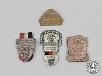 Austria, First Republic.. A Lot of Gymnastics and Singing Association Badges