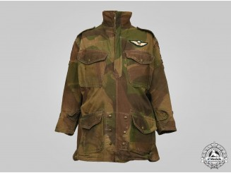 Canada, Commonwealth. A 1st Canadian Parachute Battalion Denison Smock, by John & Gordon & Co., 1944
