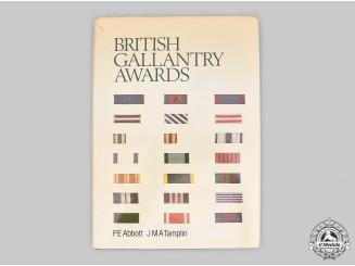 United Kingdom. British Gallantry Awards, Second Edition