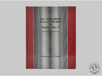United States. The Interallied Victory Medals of World War I, Second Revised Edition