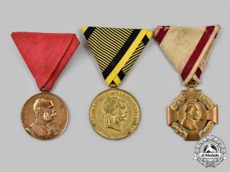 Austria, Empire. A Lot of Three Awards