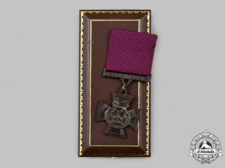 United Kingdom. A Victoria Cross, Official Hancocks & Co, London Copy