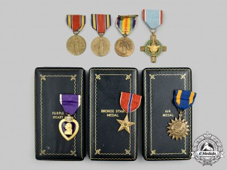 United States. A Lot of Seven Awards