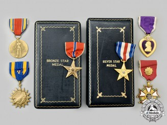 United States. A Lot of Six Awards