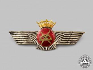 Spain, Fascist State. A Spanish Air Force Draftsman Badge (1936-1975)