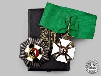 Norway, Hanseatic League. An Order of the Trading Colony of Bergen, Commander, c.1900